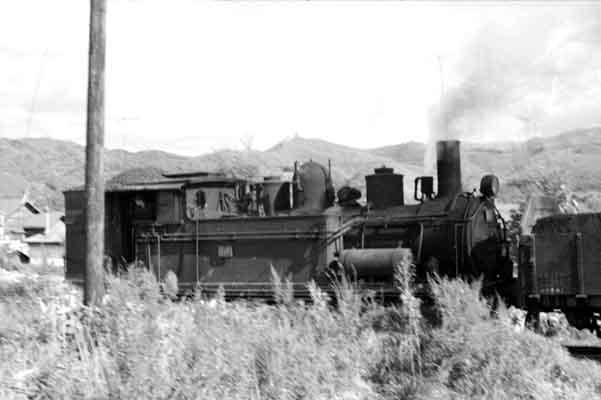 北星炭礦美流渡礦専用鉄道